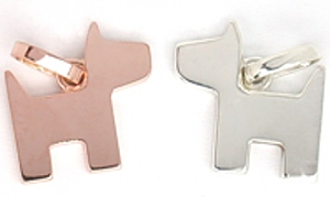 Scotty Dog Pendants